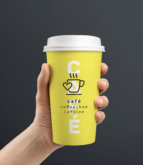 Coffeee Cup